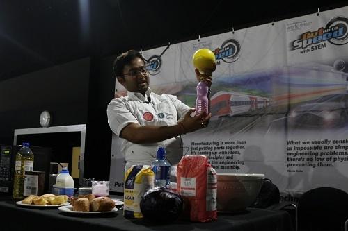 Rahul rises to STEM challenge: Machines4sale com